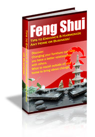 feng shui ebook